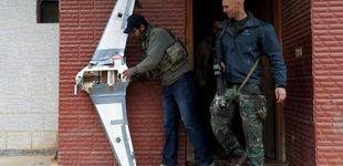 Post de La fuerza aérea del ISIS: drones que arrojan bombas sobre las tropas iraquíes