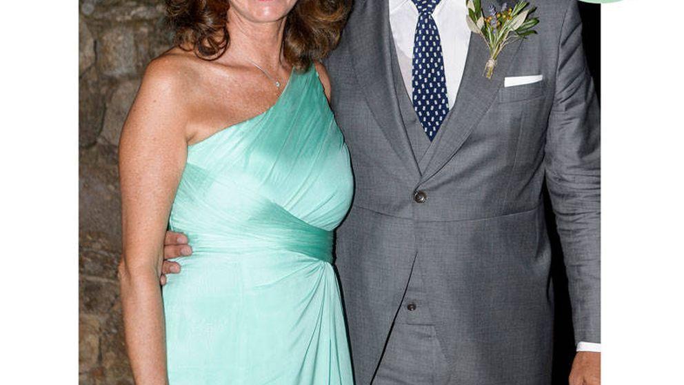 De Lequio a Viviana: los mejor y peor vestidos de la boda del hijo de Ana Rosa Quintana