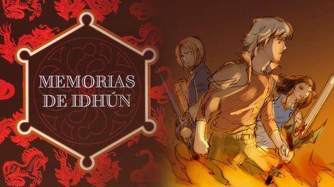 Movistar+ adaptará la trilogía 'Memorias de Idhún' en una serie de televisión