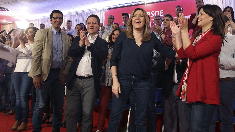 Susana Díaz avisa de que las derivas radicales hunden a la socialdemocracia