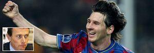 """Butragueño: """"Es una irresponsabilidad decir que Messi es de los mejores de la historia"""""""