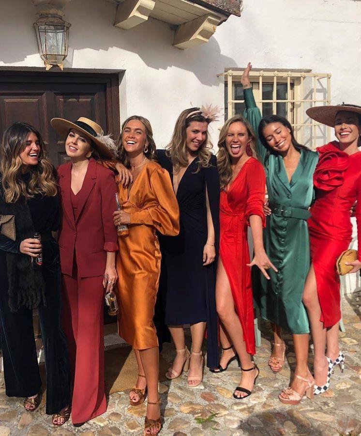 Foto: Las influencers y sus looks de boda con los que arrasarás. (Redes)