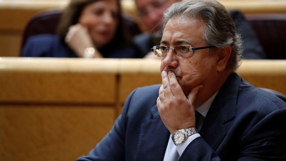 Foto: El ministro de Interior, Juan Ignacio Zoido. (EFE)