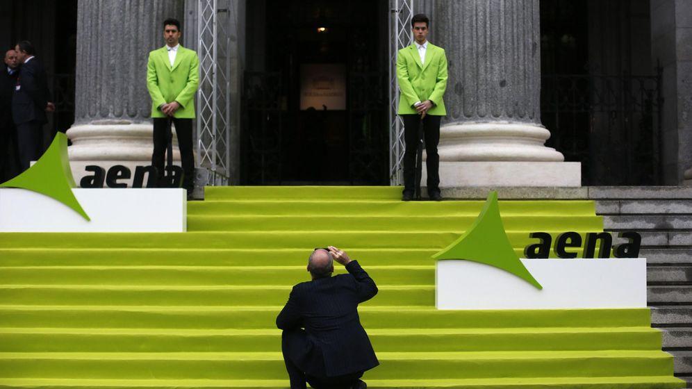 Foto: La Bolsa de Madrid el día de su debut en Bolsa. (REUTERS)