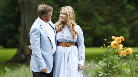 Nuevo revuelo en Holanda por la princesa Amalia: un programa se burla de su físico