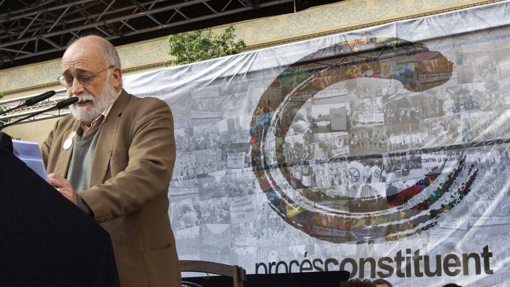 El economista Arcadi Oliveres se resiste a liderar la lista de Podem e ICV