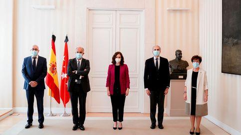 Madrid pide los informes de las CCAA en fase 1 para ver que no hay discriminación