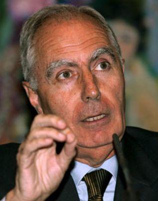 Foto: Fallece el ex presidente del Congreso de los Diputados Félix Pons