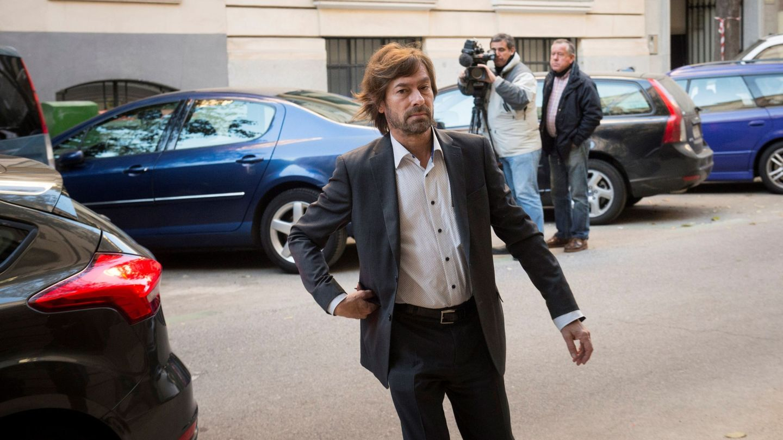 El juez Santiago Pedraz, en una imagen de archivo. (EFE)