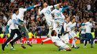 Los antihéroes Benzema y Keylor Navas empujan al Madrid hasta Kiev
