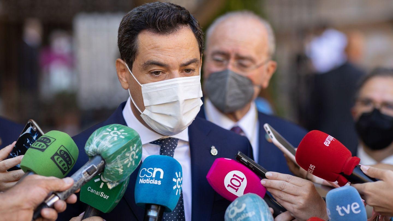 Moreno, en una imagen de septiembre. (EFE)