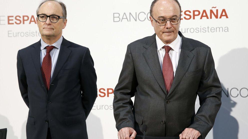 El BdE recela de las opciones de la 'clase media' bancaria para reforzar su capital