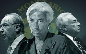 Del fondo sexual internacional de DSK a la 'apatía' de Lagarde