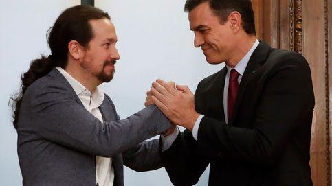 Sánchez e Iglesias derogarán partes de la reforma laboral y subirán el IRPF a ricos