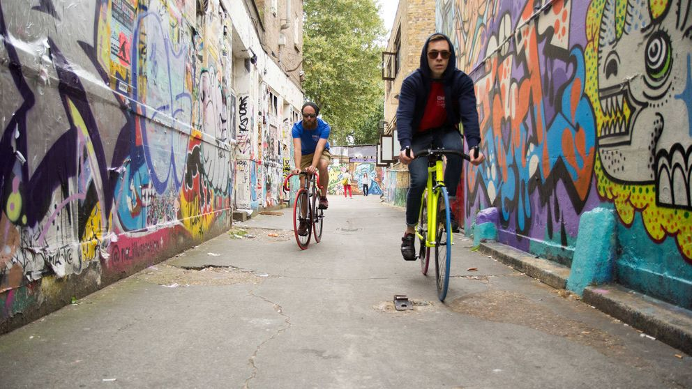 La bicicleta fixie, una moda hipster algo peligrosa y más cara de lo que piensas