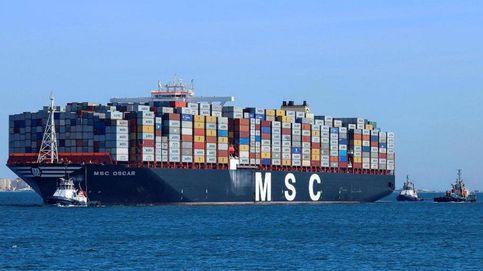 Dubai o MSC compiten por la ampliación millonaria del puerto de Valencia