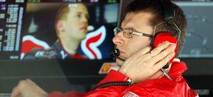 Ferrari destituye al estratega que hizo perder el Mundial a Alonso en Abu Dabi