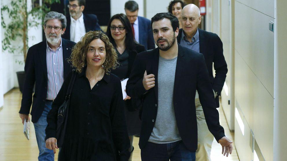 El acuerdo con C's sigue cegando al PSOE las opciones de pacto con la izquierda y el PNV