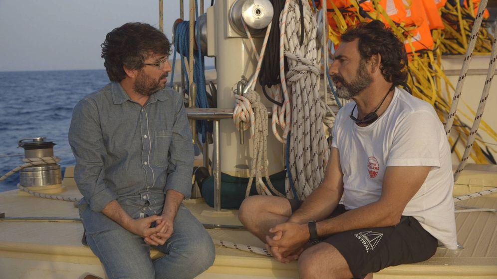 Foto: Fotograma de 'Astral', el documental de Jordi Evolé (Salvados)