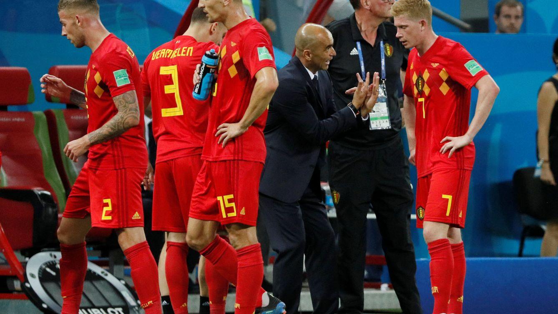 El español Roberto Martínez echa del Mundial a Brasil