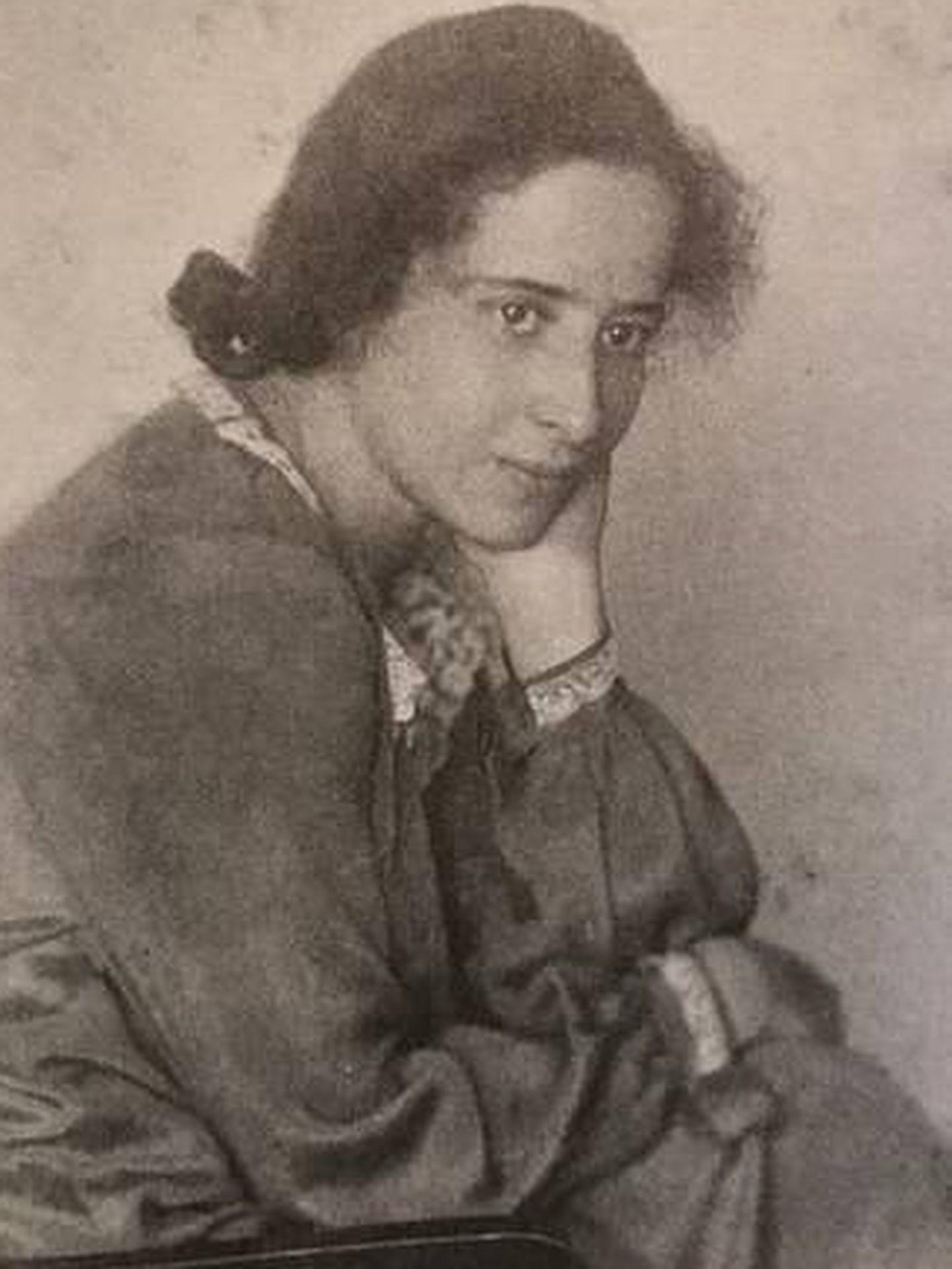Hannah Arendt en 1924. (Wikipedia)