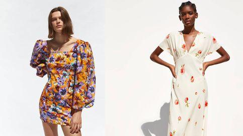 Los dos vestidos florales de Zara que arrasan en Instagram