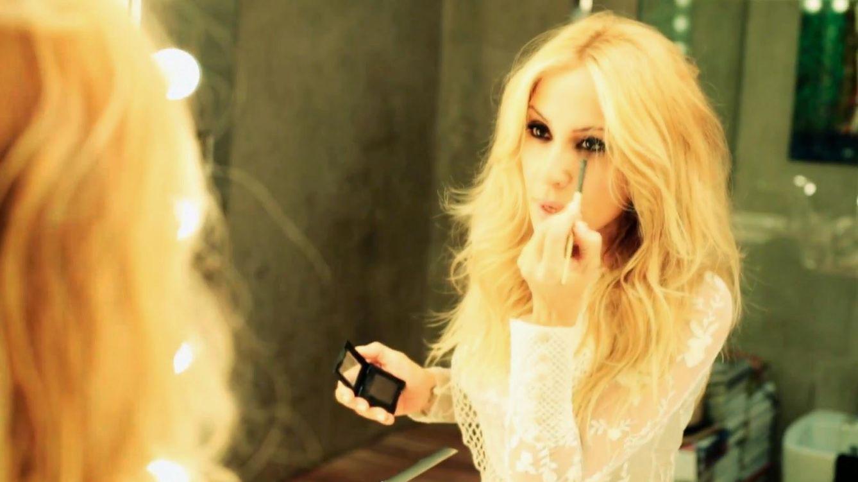 Foto: Marta Sánchez, en una imagen de archivo de un videoclip