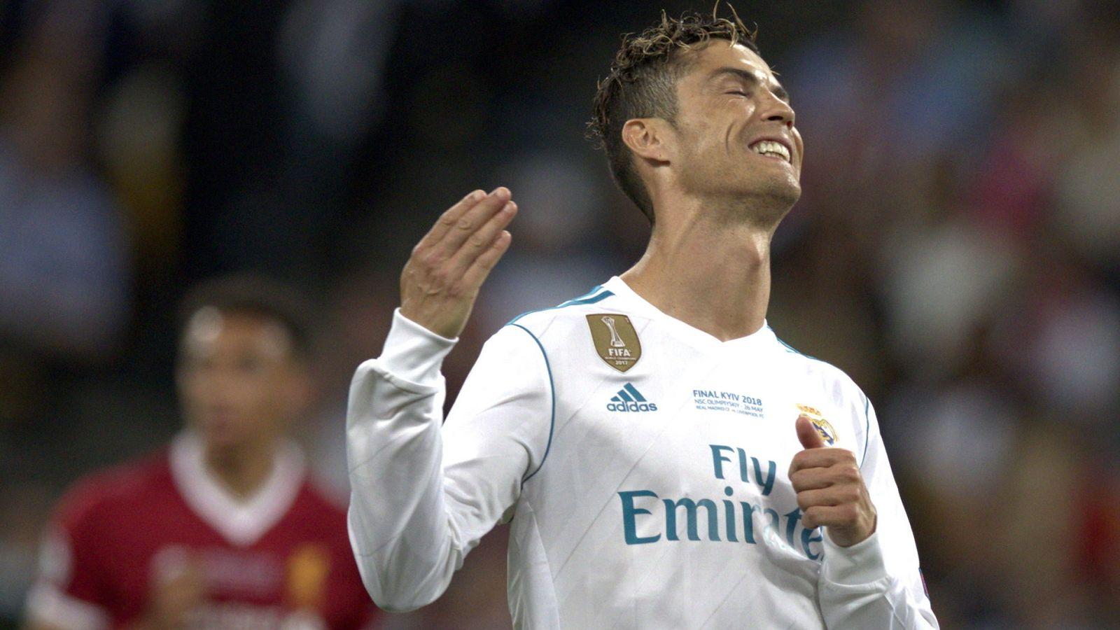 5534bdf85a953 Real Madrid  Cristiano Ronaldo incumplió el código ético del Real Madrid   ¿hay que sancionarle