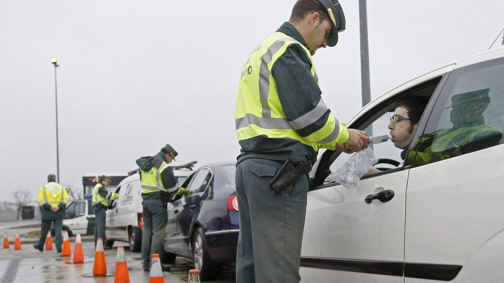 Controles de alcoholemia a todas horas el día de más tráfico del año