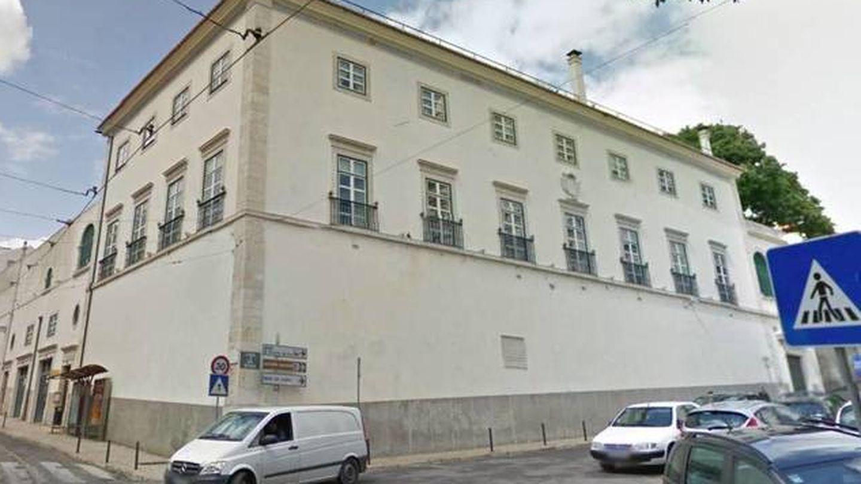 El palacio de José María Cano.