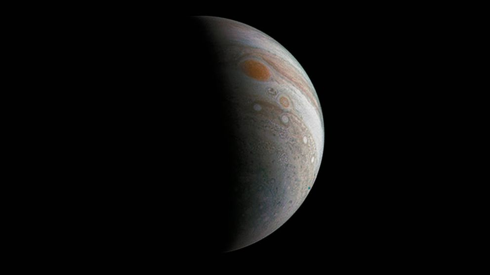 Las otras fotos históricas de Júpiter que nos ha dejado Juno hasta ahora