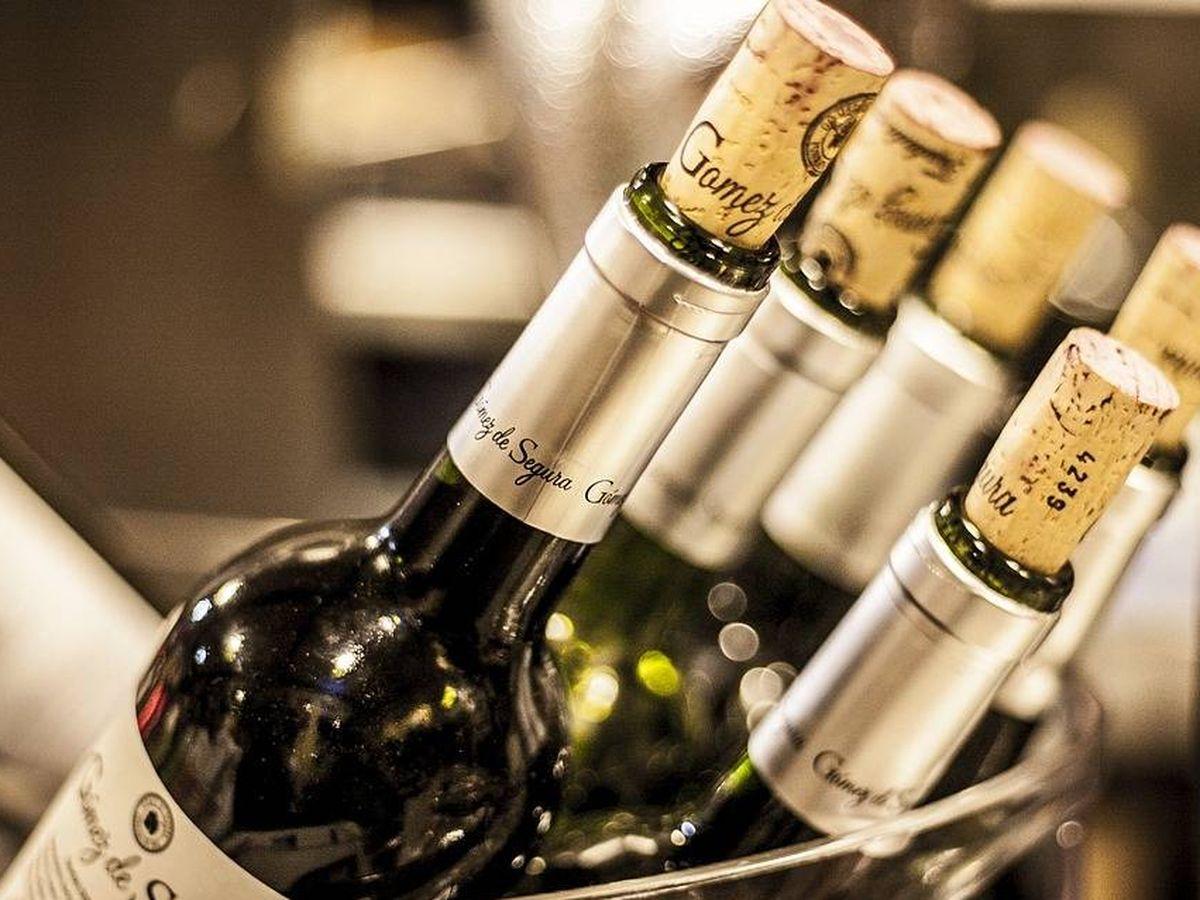 Foto: Botellas de vino tinto | Pixabay
