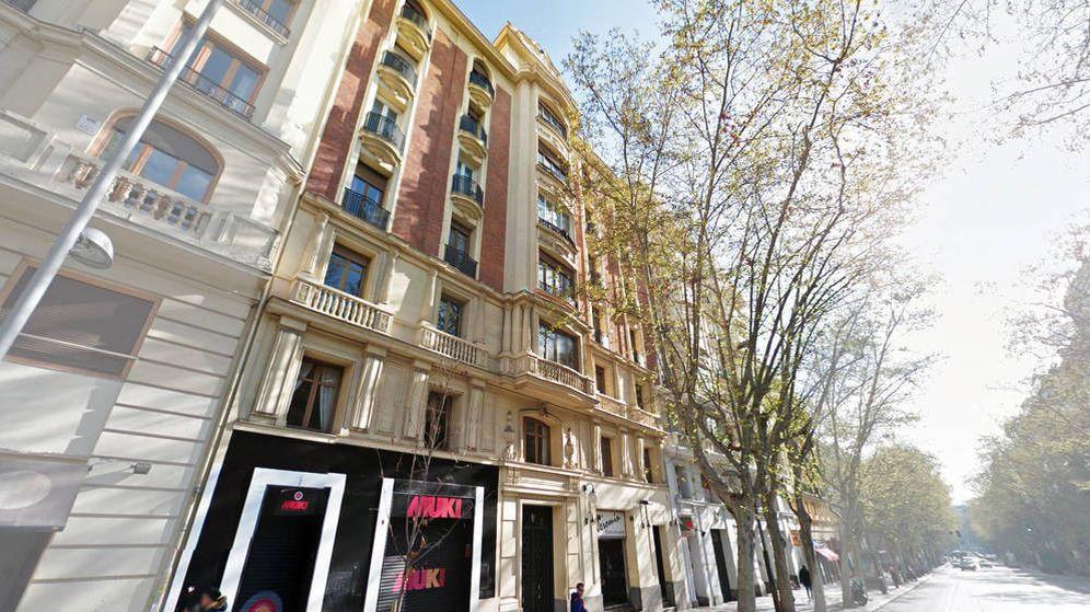 Foto: Fachada del número 19 del paseo del General Martínez Campos en Madrid. (Google maps)