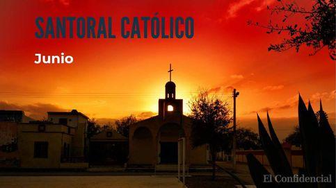 Santoral católico de junio: todos los santos que se celebran en el mes del Corpus Christi