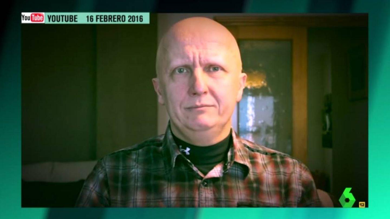 Imagen del vídeo original de Paco Sanz tratando de conseguir dinero.