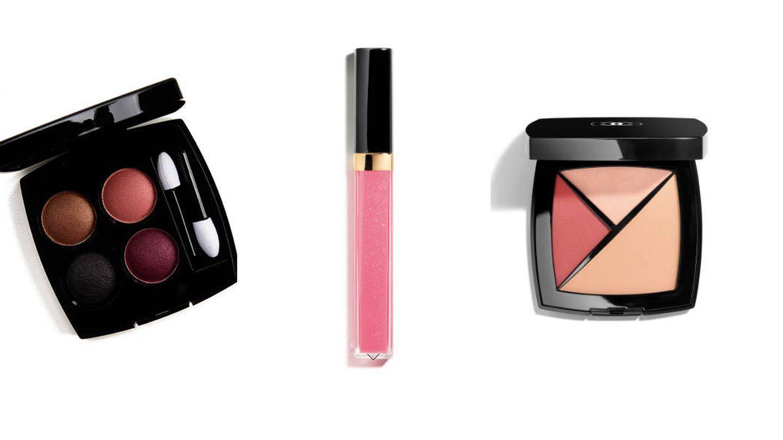 Los productos de Chanel para Anna Castillo.