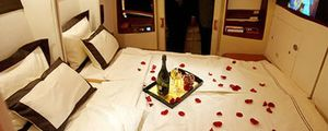 Foto: Airbus A380, un hotel de cinco estrellas en el aire