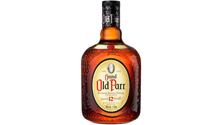 Whisky escocés blended Old Parr