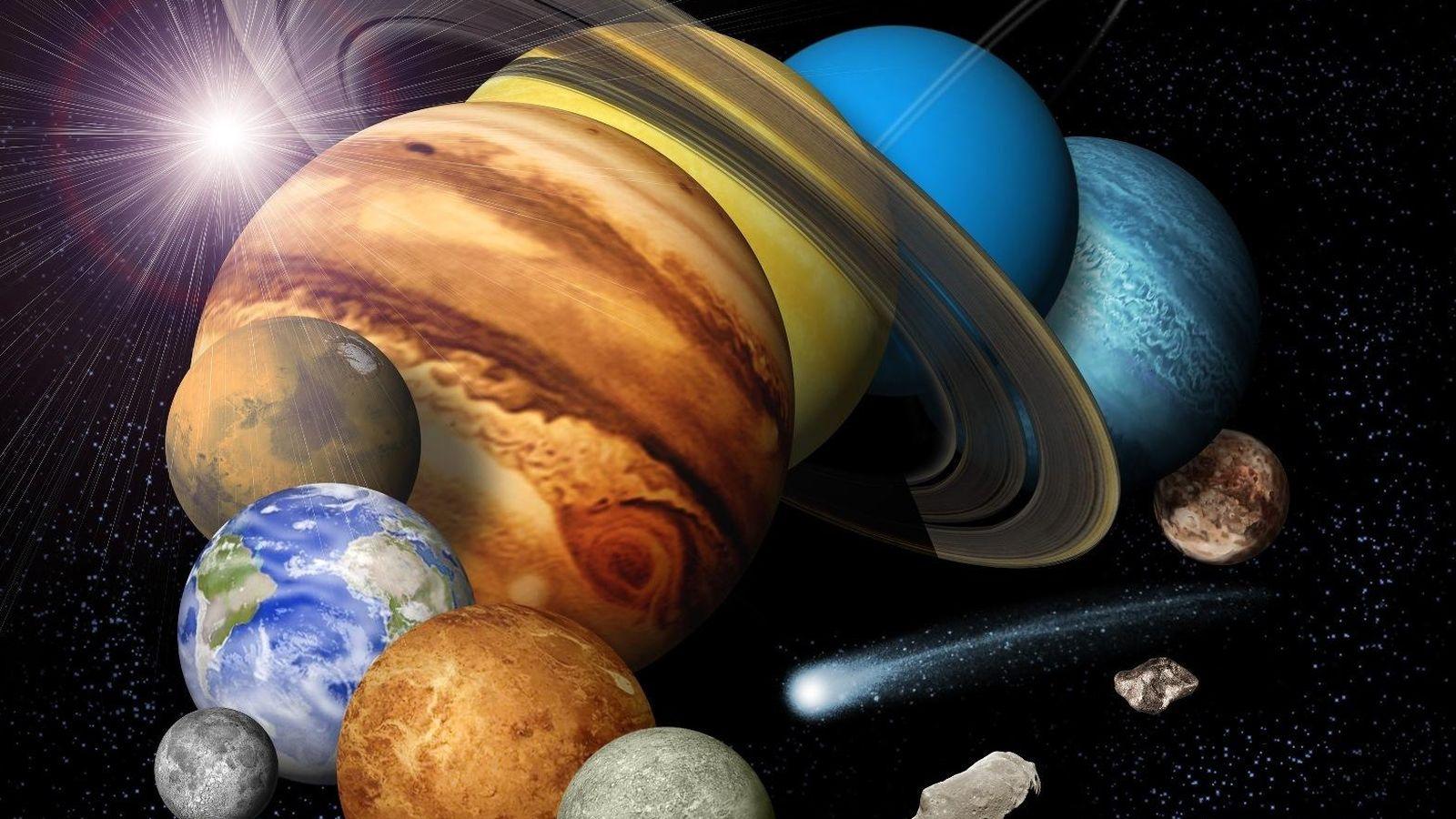 Astronomía: ¿Por qué Venus es amarillo y Urano es verde? Los colores ...