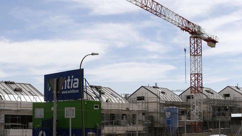 El 'boom' de la construcción: 45.000 viviendas nuevas en construcción, un 3% más