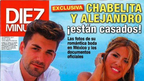 Kiosco rosa: de la boda sorpresa de Chabelita a la exclusiva de su cuñada, Irene Rosales