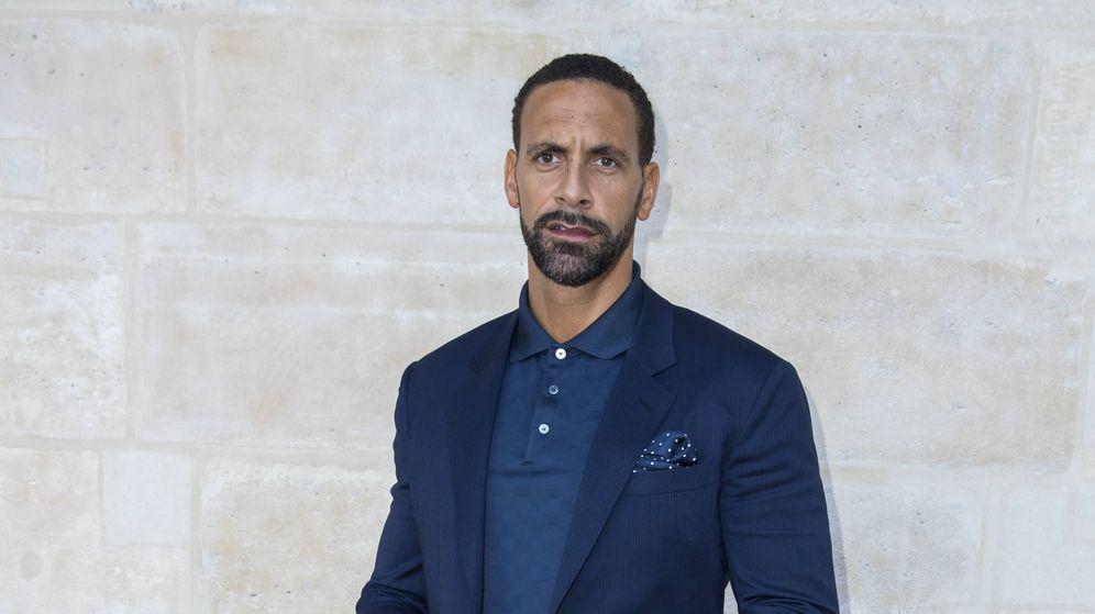 Foto: Rio Ferdinand en una imagen de archivo. (Gtres)