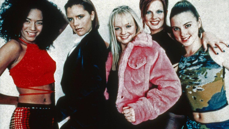 Imagen de archivo de las Spice Girls. (Cordon Press)