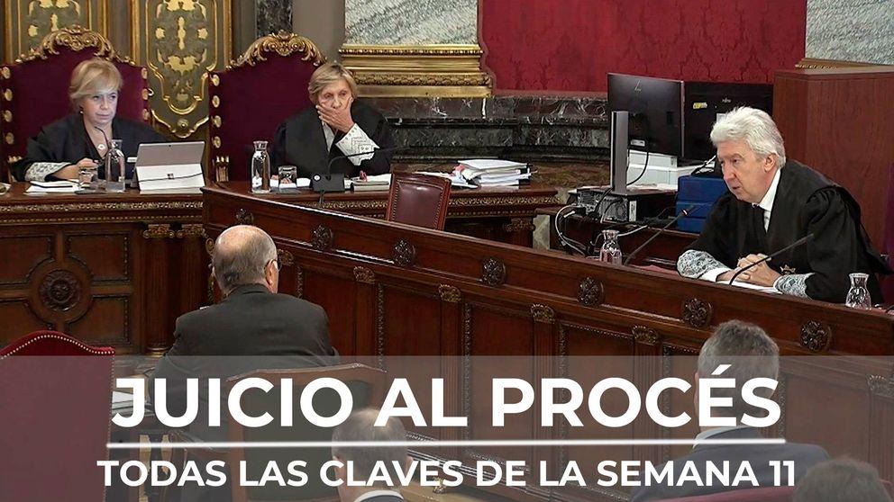 Resumen semana 11 del juicio del procés: el retorno de los testigos políticos del 1-O