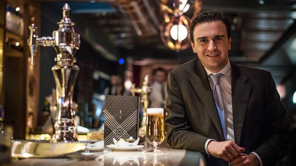 Abel Matutes Jr., el hombre detrás de Tatel, el nuevo restaurante de los vips
