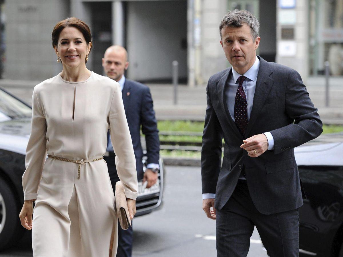 Foto: Los príncipes Federico y Mary de Dinamarca, en una foto de archivo. (EFE)