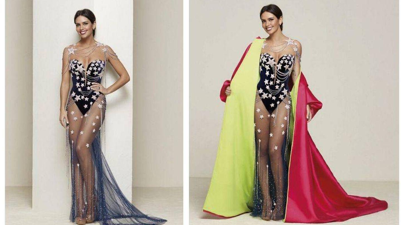 Segundo vestido de Pronovias. (Cortesía)