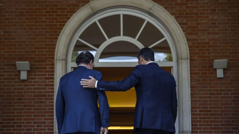 Sánchez quiere que el uso del 155 se ciña a la rápida convocatoria de elecciones catalanas