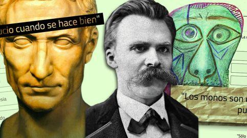 Frases célebres: ¿cuántos de sus famosos autores sabes identificar?