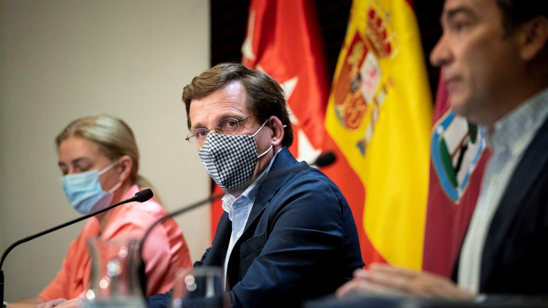 Almeida retrasa su Madrid Central para incluir a los carmenistas 'in extremis'